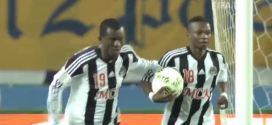 LINAFOOT : AS Bantous – TP Mazembe 1-1