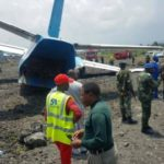 RD Congo: crash d'un avion de transport militaire