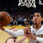 Les Lakers ratent encore les play-offs en NBA